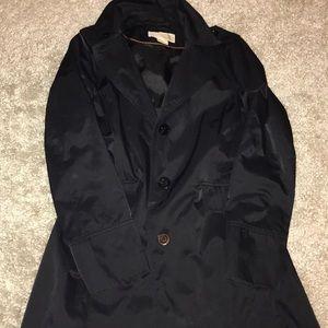 Michael kors size small trench coat reposh